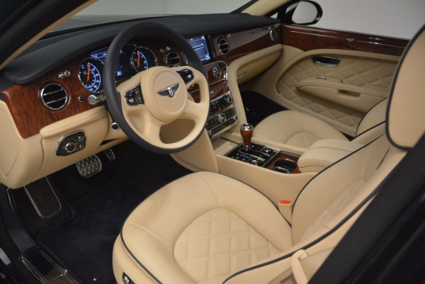 Used 2016 Bentley Mulsanne for sale Sold at Pagani of Greenwich in Greenwich CT 06830 24