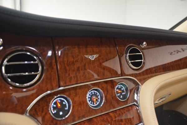 Used 2016 Bentley Mulsanne for sale Sold at Pagani of Greenwich in Greenwich CT 06830 25