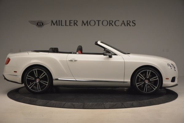 Used 2013 Bentley Continental GT V8 for sale Sold at Pagani of Greenwich in Greenwich CT 06830 10