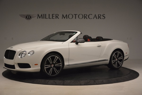 Used 2013 Bentley Continental GT V8 for sale Sold at Pagani of Greenwich in Greenwich CT 06830 3