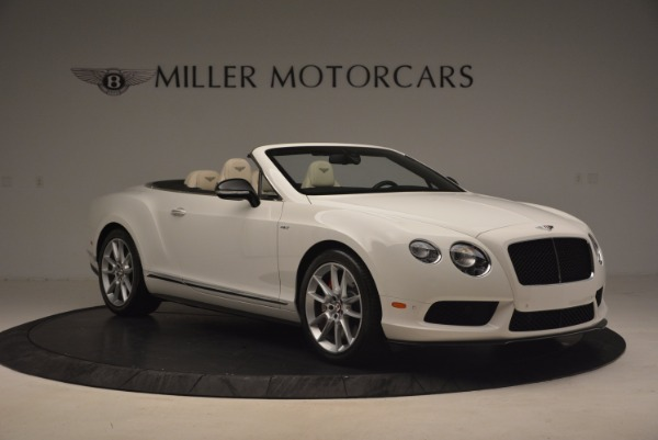 Used 2015 Bentley Continental GT V8 S for sale Sold at Pagani of Greenwich in Greenwich CT 06830 10