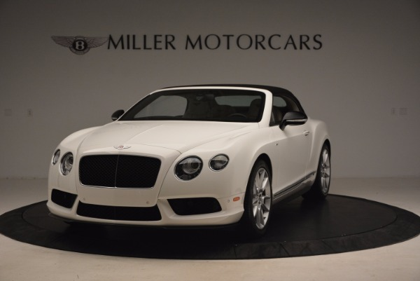 Used 2015 Bentley Continental GT V8 S for sale Sold at Pagani of Greenwich in Greenwich CT 06830 14