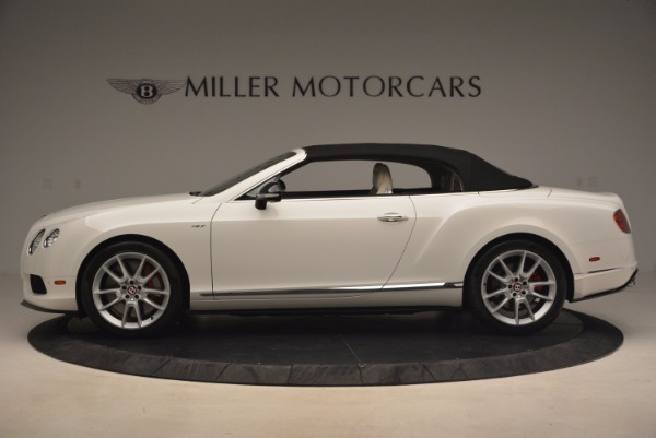 Used 2015 Bentley Continental GT V8 S for sale Sold at Pagani of Greenwich in Greenwich CT 06830 16