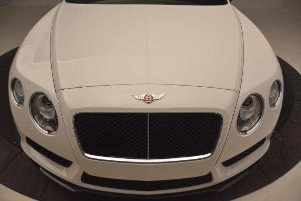 Used 2015 Bentley Continental GT V8 S for sale Sold at Pagani of Greenwich in Greenwich CT 06830 24