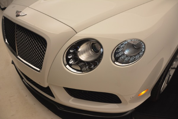 Used 2015 Bentley Continental GT V8 S for sale Sold at Pagani of Greenwich in Greenwich CT 06830 26
