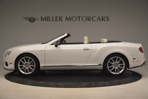 Used 2015 Bentley Continental GT V8 S for sale Sold at Pagani of Greenwich in Greenwich CT 06830 3