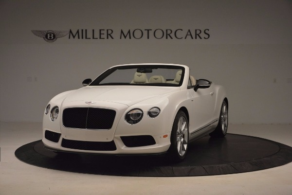 Used 2015 Bentley Continental GT V8 S for sale Sold at Pagani of Greenwich in Greenwich CT 06830 1