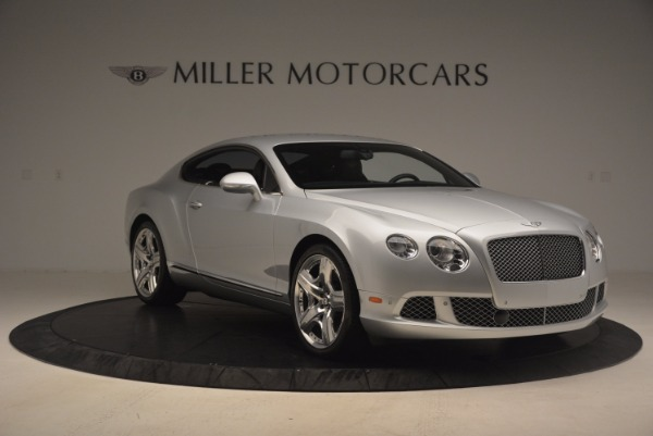 Used 2012 Bentley Continental GT for sale Sold at Pagani of Greenwich in Greenwich CT 06830 11