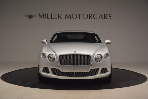 Used 2012 Bentley Continental GT for sale Sold at Pagani of Greenwich in Greenwich CT 06830 12