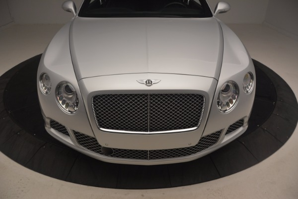 Used 2012 Bentley Continental GT for sale Sold at Pagani of Greenwich in Greenwich CT 06830 13