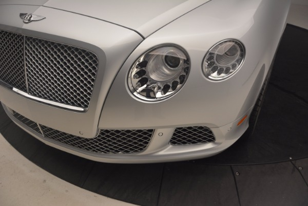 Used 2012 Bentley Continental GT for sale Sold at Pagani of Greenwich in Greenwich CT 06830 14