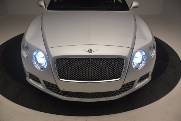 Used 2012 Bentley Continental GT for sale Sold at Pagani of Greenwich in Greenwich CT 06830 17