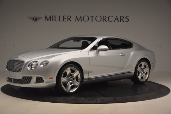 Used 2012 Bentley Continental GT for sale Sold at Pagani of Greenwich in Greenwich CT 06830 2