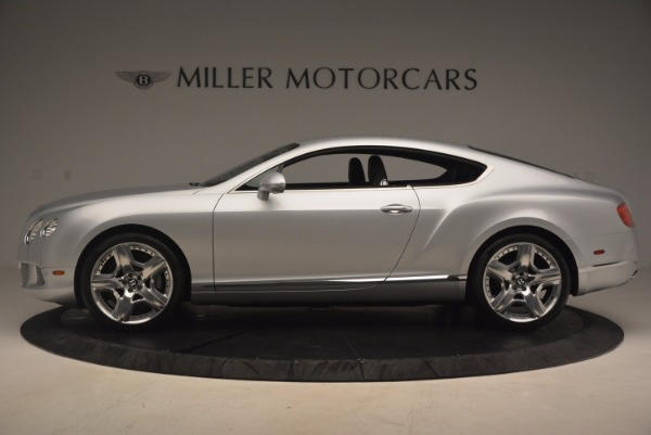 Used 2012 Bentley Continental GT for sale Sold at Pagani of Greenwich in Greenwich CT 06830 3