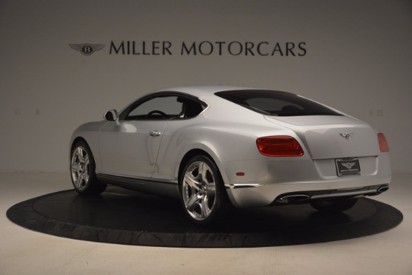 Used 2012 Bentley Continental GT for sale Sold at Pagani of Greenwich in Greenwich CT 06830 5