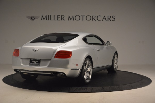 Used 2012 Bentley Continental GT for sale Sold at Pagani of Greenwich in Greenwich CT 06830 7