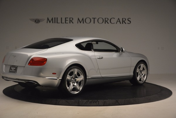 Used 2012 Bentley Continental GT for sale Sold at Pagani of Greenwich in Greenwich CT 06830 8