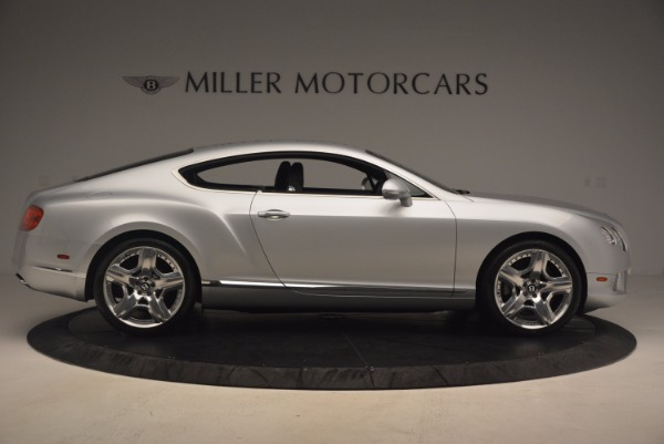 Used 2012 Bentley Continental GT for sale Sold at Pagani of Greenwich in Greenwich CT 06830 9