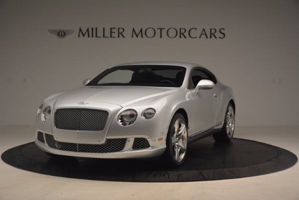 Used 2012 Bentley Continental GT for sale Sold at Pagani of Greenwich in Greenwich CT 06830 1
