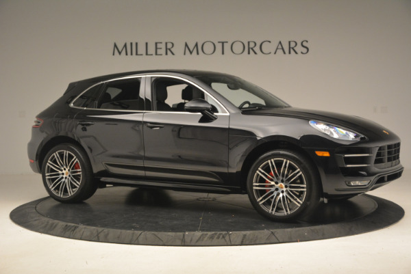 Used 2016 Porsche Macan Turbo for sale Sold at Pagani of Greenwich in Greenwich CT 06830 10