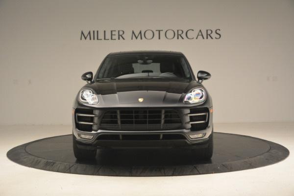 Used 2016 Porsche Macan Turbo for sale Sold at Pagani of Greenwich in Greenwich CT 06830 12