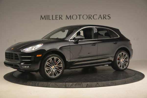 Used 2016 Porsche Macan Turbo for sale Sold at Pagani of Greenwich in Greenwich CT 06830 2