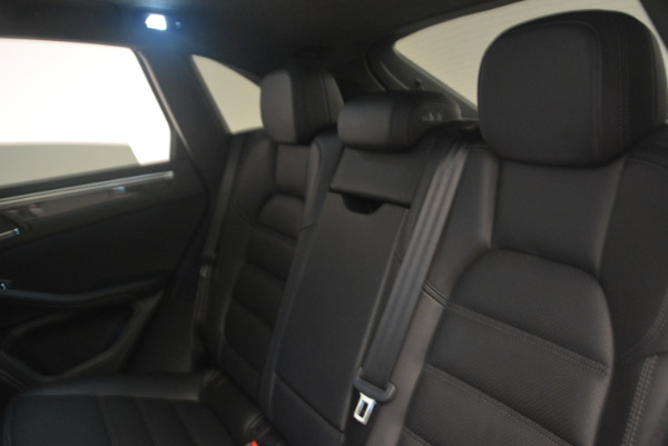 Used 2016 Porsche Macan Turbo for sale Sold at Pagani of Greenwich in Greenwich CT 06830 28