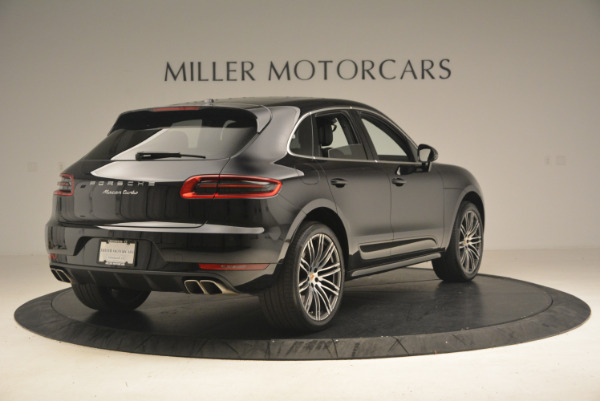 Used 2016 Porsche Macan Turbo for sale Sold at Pagani of Greenwich in Greenwich CT 06830 7