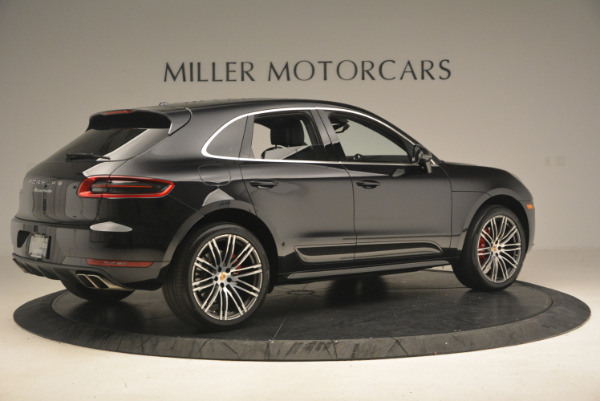 Used 2016 Porsche Macan Turbo for sale Sold at Pagani of Greenwich in Greenwich CT 06830 8