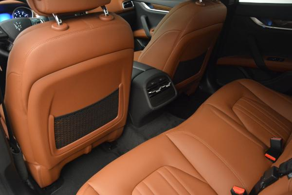 New 2016 Maserati Ghibli S Q4 for sale Sold at Pagani of Greenwich in Greenwich CT 06830 16