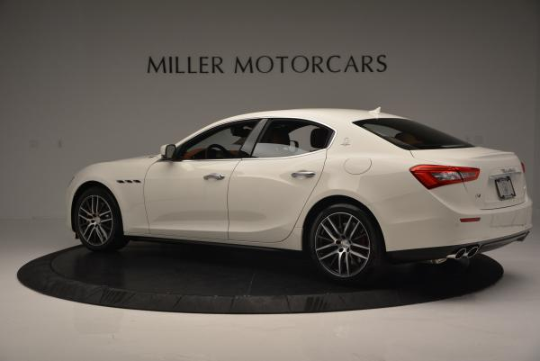 New 2016 Maserati Ghibli S Q4 for sale Sold at Pagani of Greenwich in Greenwich CT 06830 4