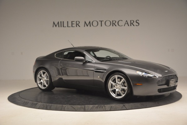 Used 2006 Aston Martin V8 Vantage Coupe for sale Sold at Pagani of Greenwich in Greenwich CT 06830 10