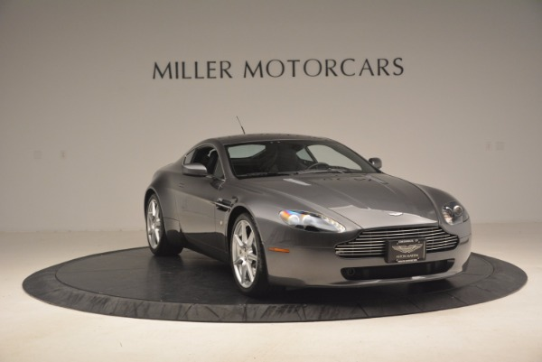 Used 2006 Aston Martin V8 Vantage Coupe for sale Sold at Pagani of Greenwich in Greenwich CT 06830 11
