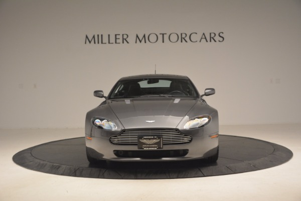 Used 2006 Aston Martin V8 Vantage Coupe for sale Sold at Pagani of Greenwich in Greenwich CT 06830 12