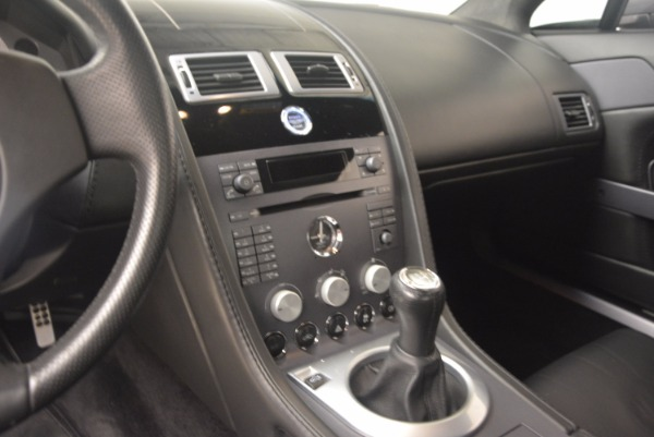 Used 2006 Aston Martin V8 Vantage Coupe for sale Sold at Pagani of Greenwich in Greenwich CT 06830 16