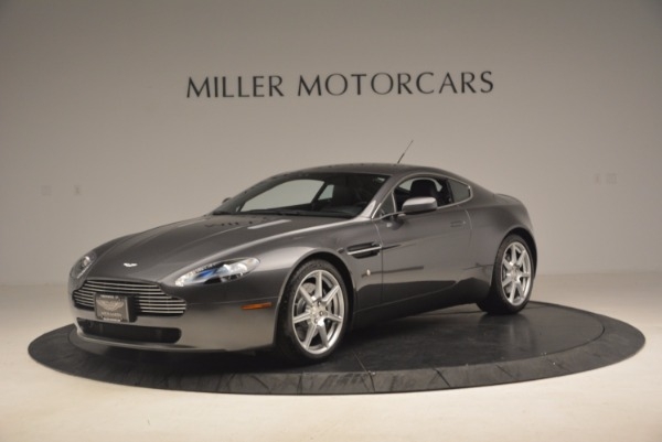 Used 2006 Aston Martin V8 Vantage Coupe for sale Sold at Pagani of Greenwich in Greenwich CT 06830 2