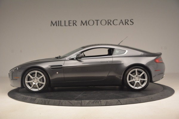 Used 2006 Aston Martin V8 Vantage Coupe for sale Sold at Pagani of Greenwich in Greenwich CT 06830 3
