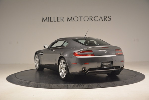 Used 2006 Aston Martin V8 Vantage Coupe for sale Sold at Pagani of Greenwich in Greenwich CT 06830 5