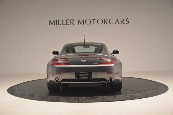 Used 2006 Aston Martin V8 Vantage Coupe for sale Sold at Pagani of Greenwich in Greenwich CT 06830 6