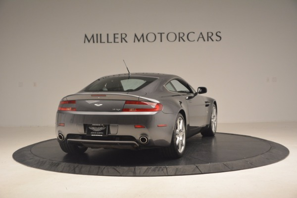 Used 2006 Aston Martin V8 Vantage Coupe for sale Sold at Pagani of Greenwich in Greenwich CT 06830 7