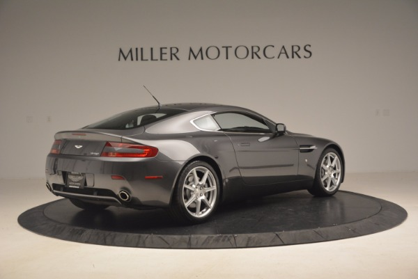Used 2006 Aston Martin V8 Vantage Coupe for sale Sold at Pagani of Greenwich in Greenwich CT 06830 8