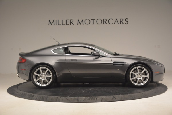 Used 2006 Aston Martin V8 Vantage Coupe for sale Sold at Pagani of Greenwich in Greenwich CT 06830 9