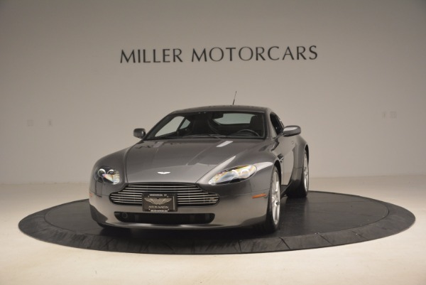 Used 2006 Aston Martin V8 Vantage Coupe for sale Sold at Pagani of Greenwich in Greenwich CT 06830 1