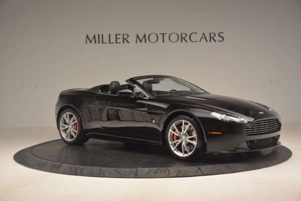 Used 2012 Aston Martin V8 Vantage S Roadster for sale Sold at Pagani of Greenwich in Greenwich CT 06830 10