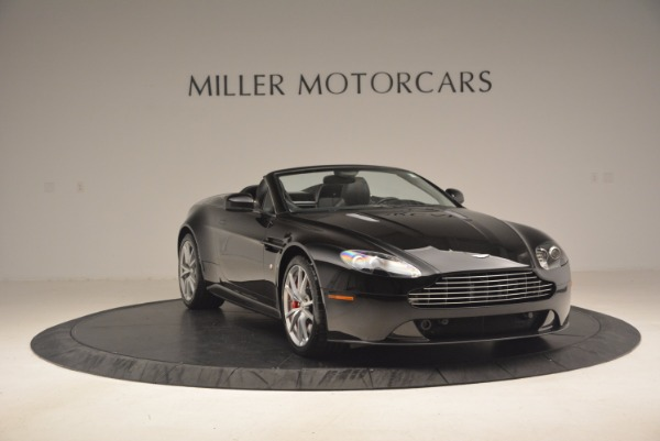 Used 2012 Aston Martin V8 Vantage S Roadster for sale Sold at Pagani of Greenwich in Greenwich CT 06830 11