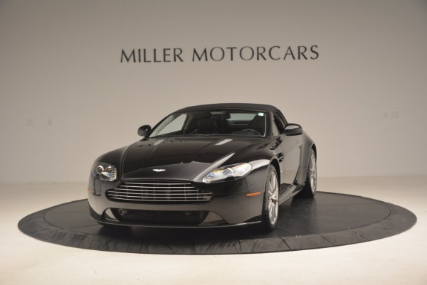 Used 2012 Aston Martin V8 Vantage S Roadster for sale Sold at Pagani of Greenwich in Greenwich CT 06830 13