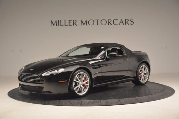 Used 2012 Aston Martin V8 Vantage S Roadster for sale Sold at Pagani of Greenwich in Greenwich CT 06830 14
