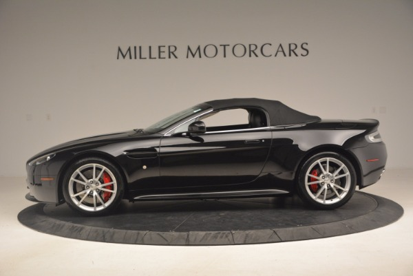 Used 2012 Aston Martin V8 Vantage S Roadster for sale Sold at Pagani of Greenwich in Greenwich CT 06830 15