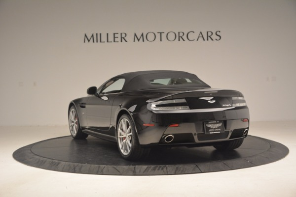 Used 2012 Aston Martin V8 Vantage S Roadster for sale Sold at Pagani of Greenwich in Greenwich CT 06830 17