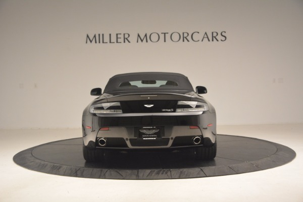 Used 2012 Aston Martin V8 Vantage S Roadster for sale Sold at Pagani of Greenwich in Greenwich CT 06830 18